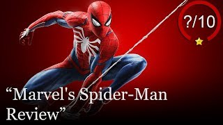 Marvel's Spider-Man Review [PS4] (Video Game Video Review)