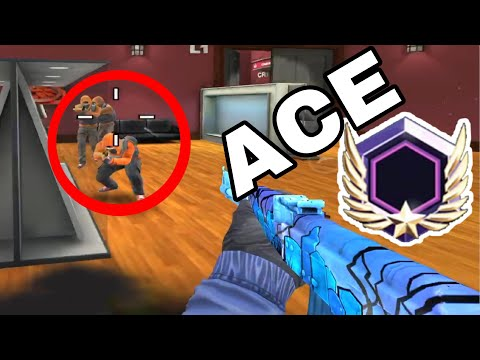 IMPOSSIBLE ACE IN SPECIAL OPS | With Grilled Gorilla | Critical Ops 1.1.0 Gameplay