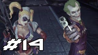 BATMAN Arkham Asylum Gameplay Walkthrough - Part 14 - R.I.P Bruce Wayne (Let