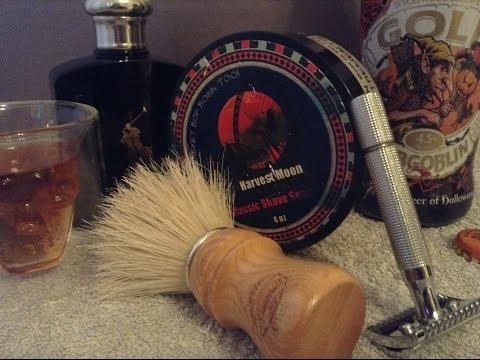 A Halloween Shave