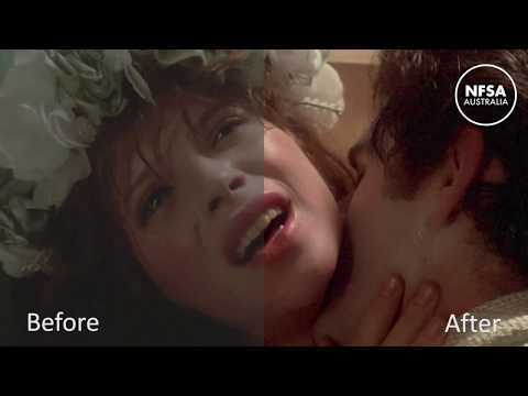 NFSA Restores HOWLING III (1987): Before and After