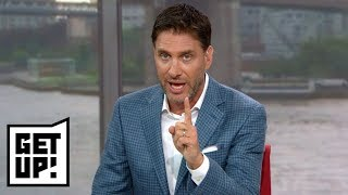 Greeny: Anonymous coach who says Nick Saban is cheating is a 'pathetic chicken' | Get UP! | ESPN