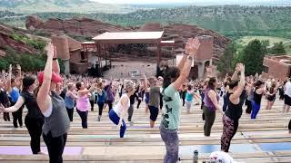 Yoga On The Rocks 7/27/19