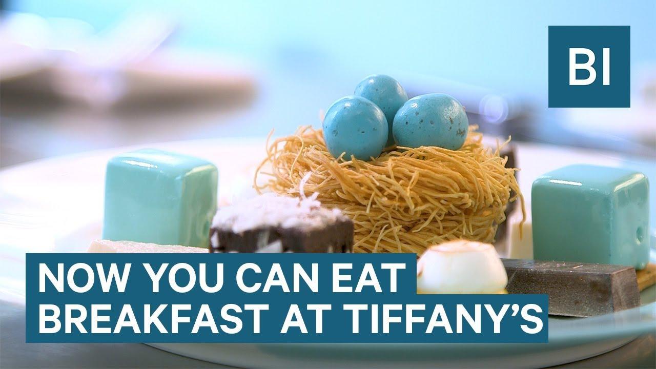 Како всушност изгледа појадок во Tiffany?
