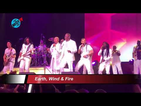 North Sea Jazz 2018 met Nile Rodgers & Earth, Wind & Fire (15 juli 2018)