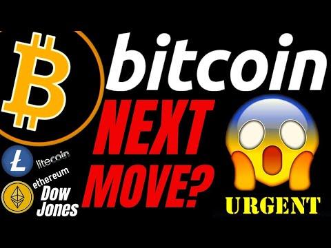 NEXT MOVE For BITCOIN LITECOIN ETHEREUM And DOW JONES Crypto Price, Analysis, News, Trading