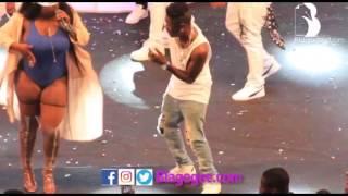Shatta Michy & Sista Afia Performance @Ghana Meet Naija 2017