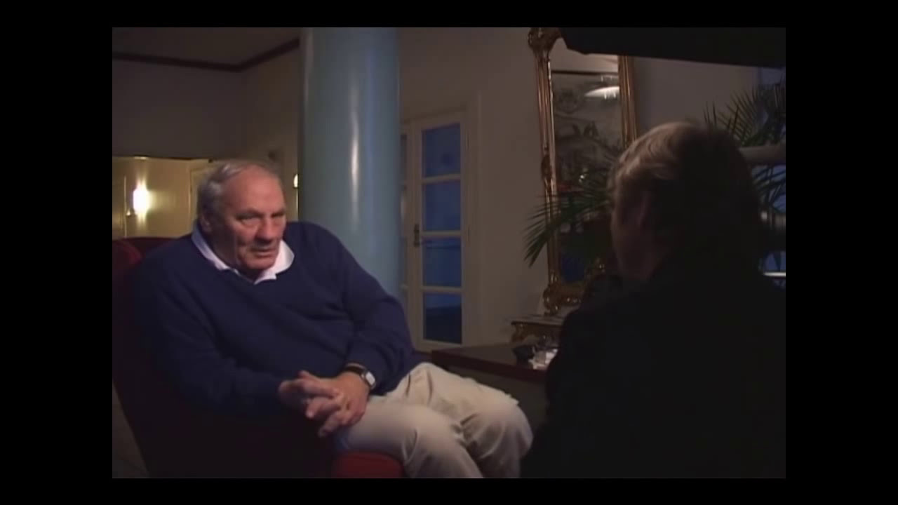 Report München  Dr.Hamer-Interview 3/7