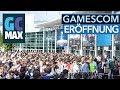 [DE] GC MAX - Eure Live-Shows zur Gamescom - Eröffnungs-Show und Awards