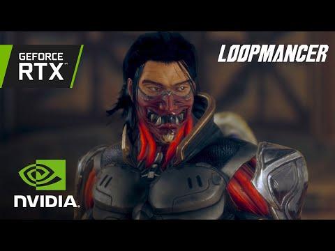 Loopmancer   Official GeForce RTX Reveal Trailer