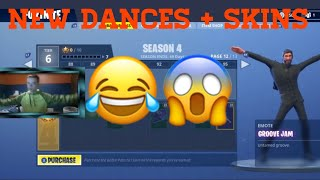 Buying The Season 4 Battle Pass + Update News and Features   Fortnite Season 4
