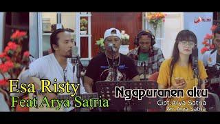 Esa Risty feat Arya Satria - Ngapuranen Aku [OFFICIAL]