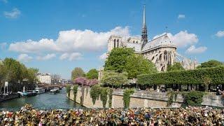 Красота Парижа, прогулка по Парижу(Дешевые авиабилеты со скидкой http://vk.cc/3gY7TG Понравилось видео, отправляйте его друзьям в соц.сетях, ставьте..., 2015-01-25T15:07:04.000Z)