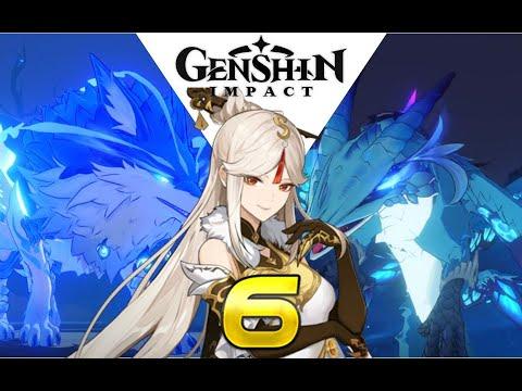 [Genshin Impact] 6(+++) reasons I main Ningguang DPS (AR30 Wolf + Dvalin)