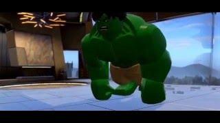 Hulk Smash Loki