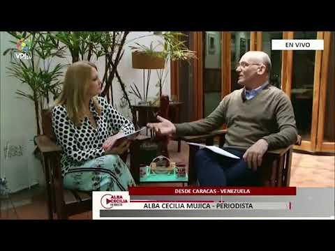 Alba Cecilia En Directo - Entrevista a Feliciano Reyna - Bloque 2
