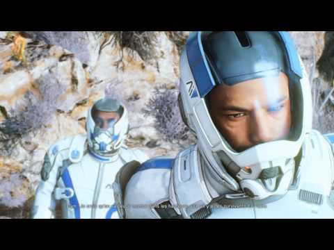 Mass Effect Andromeda game play FR |