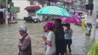 Koh Samui Wetter (Thailand) 05.01.2017 UPDATE 3