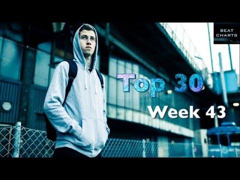 Top 30 Single Charts | Week 43 | 2017