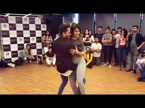 Ishq Ka Raja Song | A Beautiful Couple Dance On This Song || Satyam Thakur||