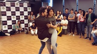 Ishq Ka Raja Song | A beautiful couple Dance on this song || Satyam thakur||