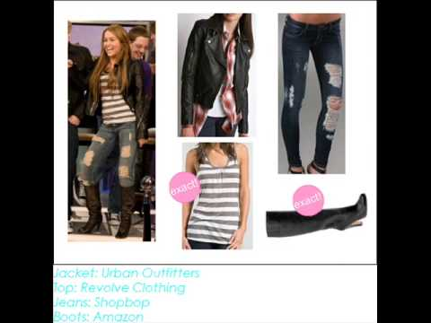 Where To Find Miley Cyrus 39 Clothes Youtube