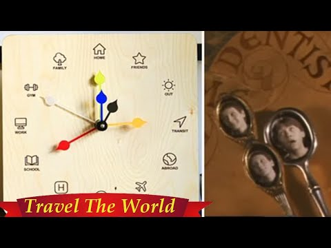 Tech wizards invent real-life Harry Potter 'Eta Clock'  - Travel Guide vs Booking