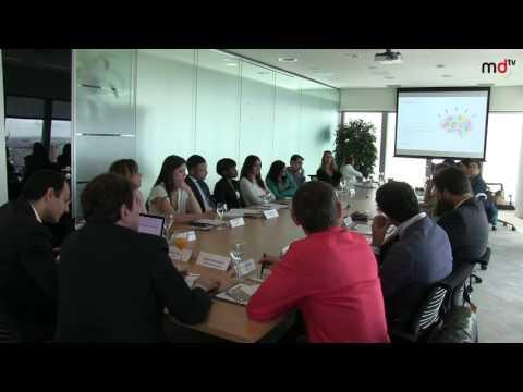 """Desayunos MarketingDirecto.com: """"Adaptar reporting en redes sociales al lenguaje de los CEOs"""""""