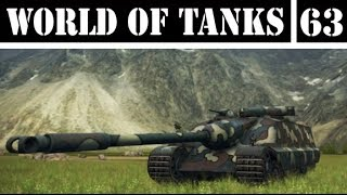 ✖ World Of Tanks » Foch 155 Autoloader Disease