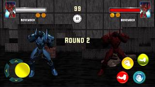 Real Fighting Steel Robot Boxing Game 2019 | Android Gameplay (Cartoon Games Network)