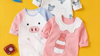 Bộ quần áo cho trẻ sơ sinh cao cấp TIMO shop. Chất liệu an toàn cho da em bé. 100% cotton tự nhiên
