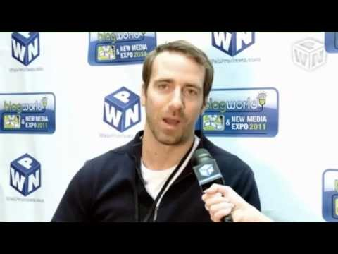 Webpronews Blogworld Interview With Chris Camillo Youtube
