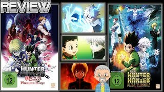 Hunter X Hunter [Deutsch HD][Review] Phantom Rouge & The Last Mission