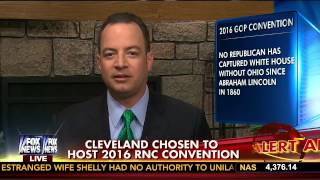 Chairman Reince Priebus on Fox News 7/8/14