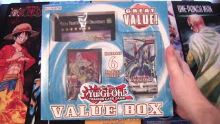 Yugioh Mecha Phantom Beast Dracossack Value Box Unboxing
