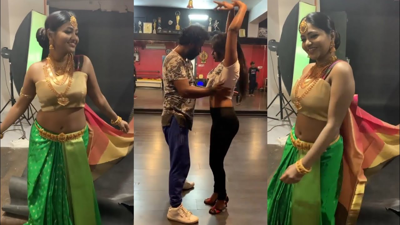Tamil actress shammu latest videos
