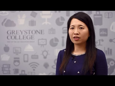 My Greystone College Co-op Experience: Yi-Wen Chen