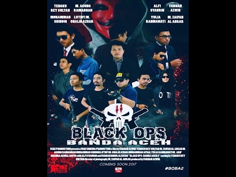 Black Ops : Banda Aceh 2 - Indonesian Action Movie