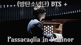 MV BTS 방탄소년단 Passacaglia In D Minor Piano Version