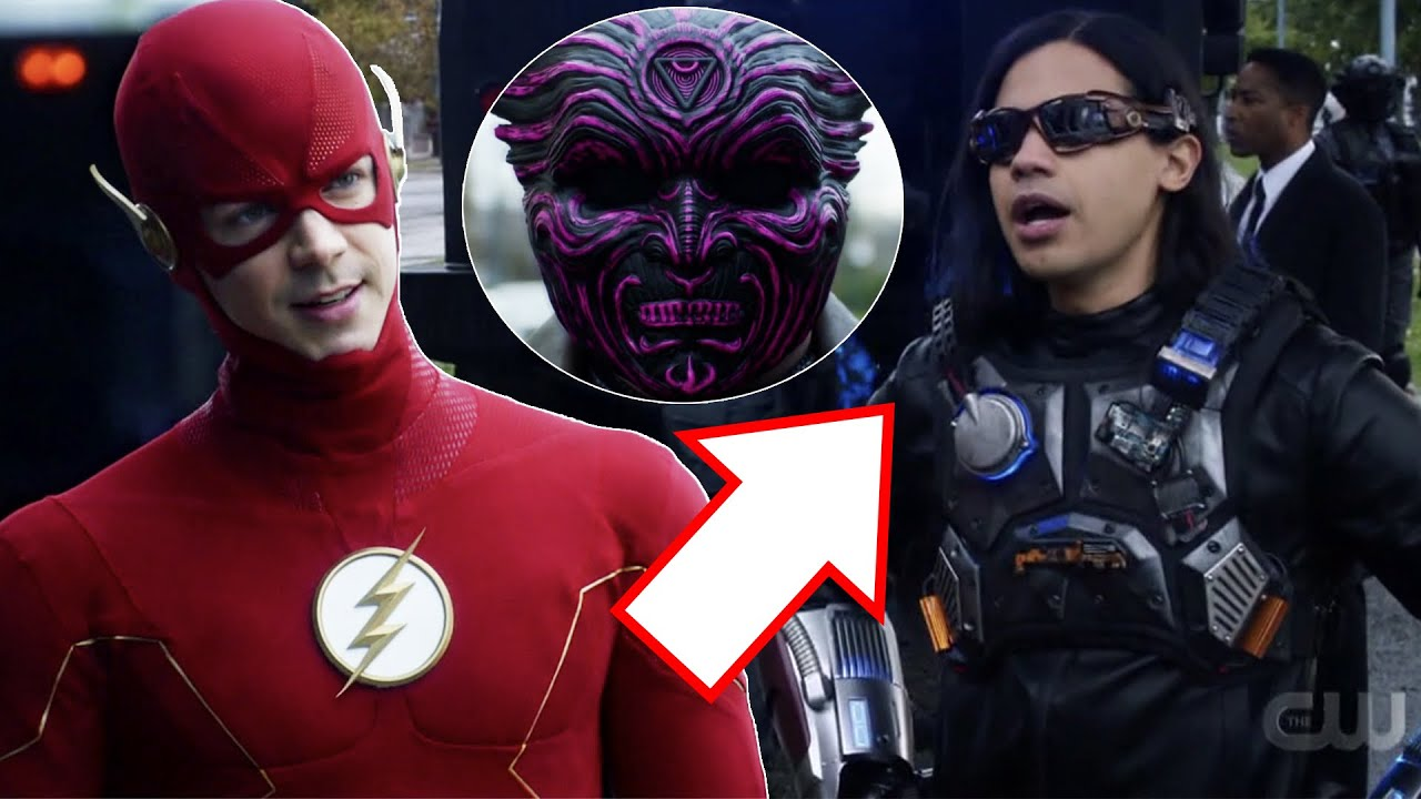 Download Speed Force Family FINALE Teaser! Vibe FINALLY Says Farewell & More! - The Flash Season 7