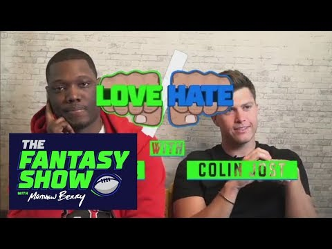 Love/Hate with Michael Che and Colin Jost | The Fantasy Show with Matthew Berry | ESPN
