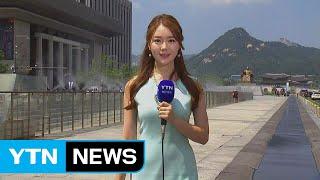 [날씨] 서울 38.5℃...111년 만의 최고 기온 기록 /…