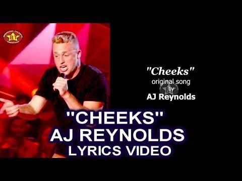 "AJ Reynolds ""Cheeks"" LYRICS VIDEO Full Audition  The Four Season 2 S2E6"