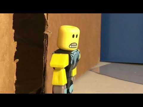 The murder mystery roblox animation