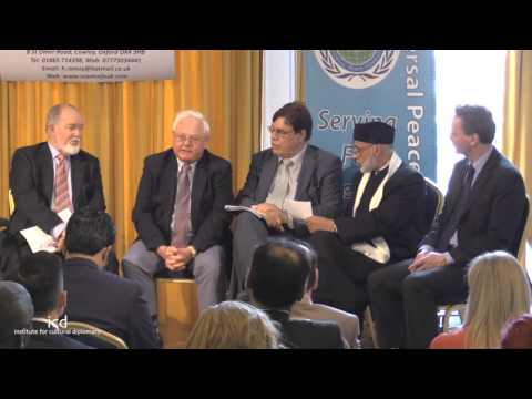 Panel Discussion: Cultural Diplomacy, Religious Offence and Freedom of Speech