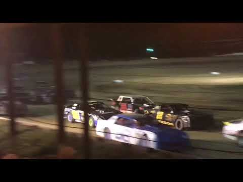 Charleston Speedway UMP Factory Stock Feature Sept 1 2018