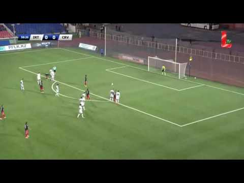 Irtysh 1 - 1 Crvena Zvezda (13.07.2017 // by LTV)