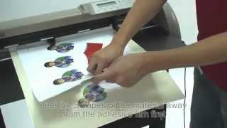GCC Cutting Plotters - Cutting Cardboard