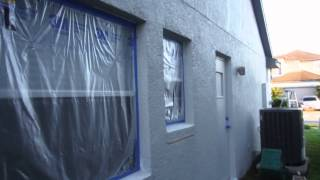 Exterior House Painters Orlando
