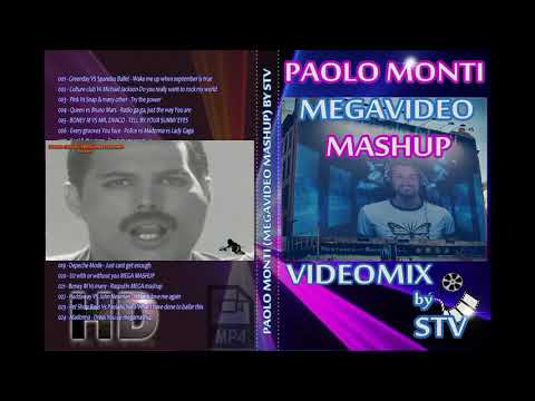 Paolo Monti Megavideo Mashup By STV